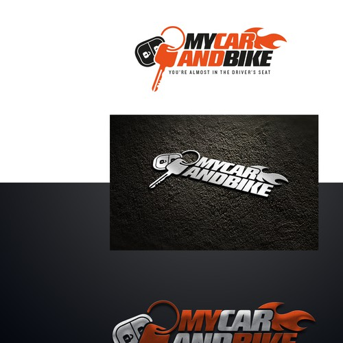 Logo for car reseller