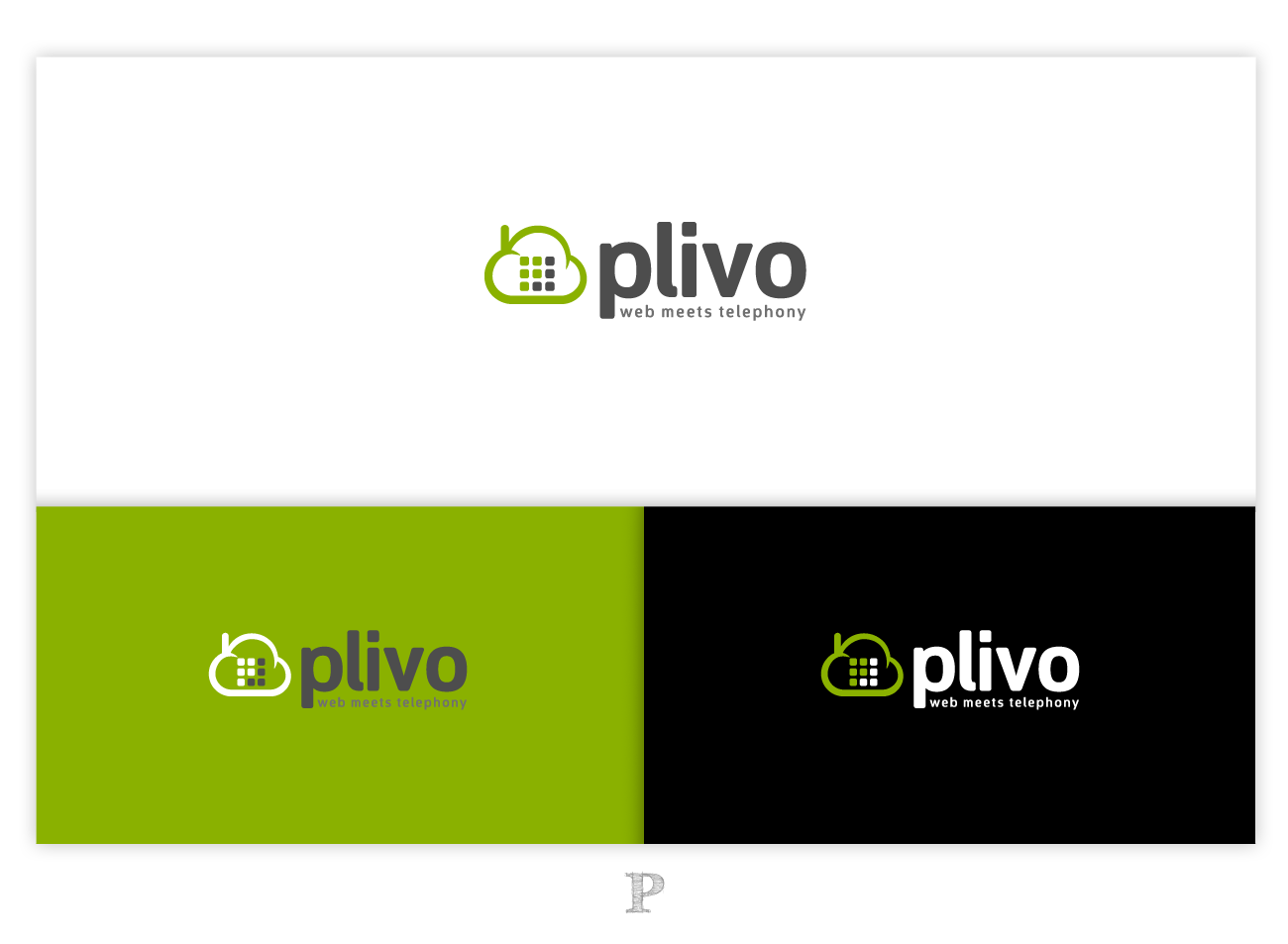 Help Plivo with a new logo