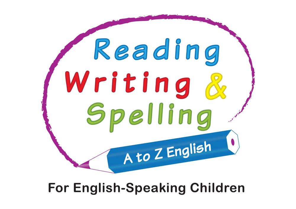 Help  A to Z English Reading Writing & Spelling for Kids (in Switzerland)