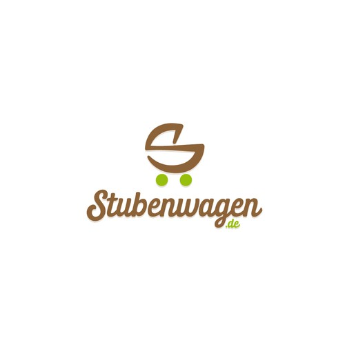 Bold meaningful logogram for Stubenwagen.de