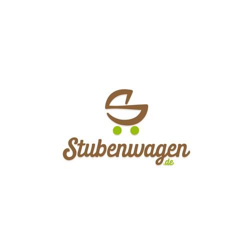 Bold meaningful logogram for Stubenwagen.de