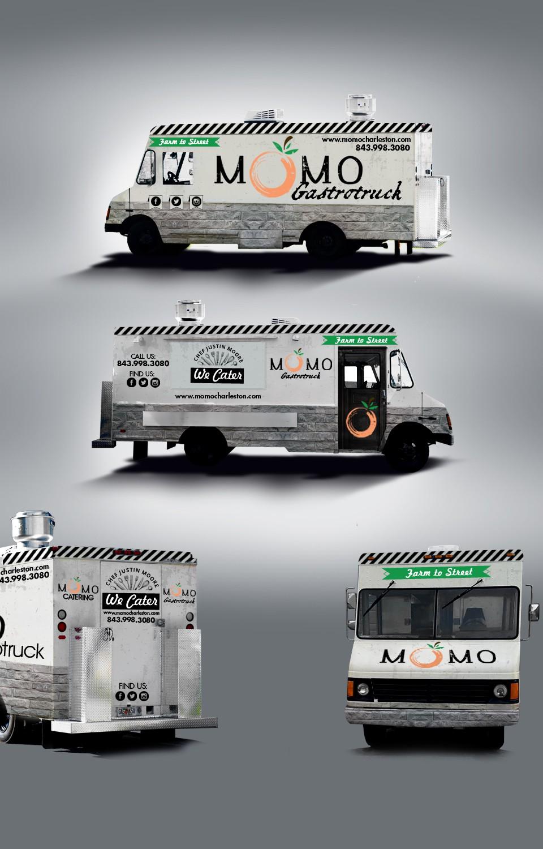 Momo Gastrotruck (Food truck) Based in Charleston, SC