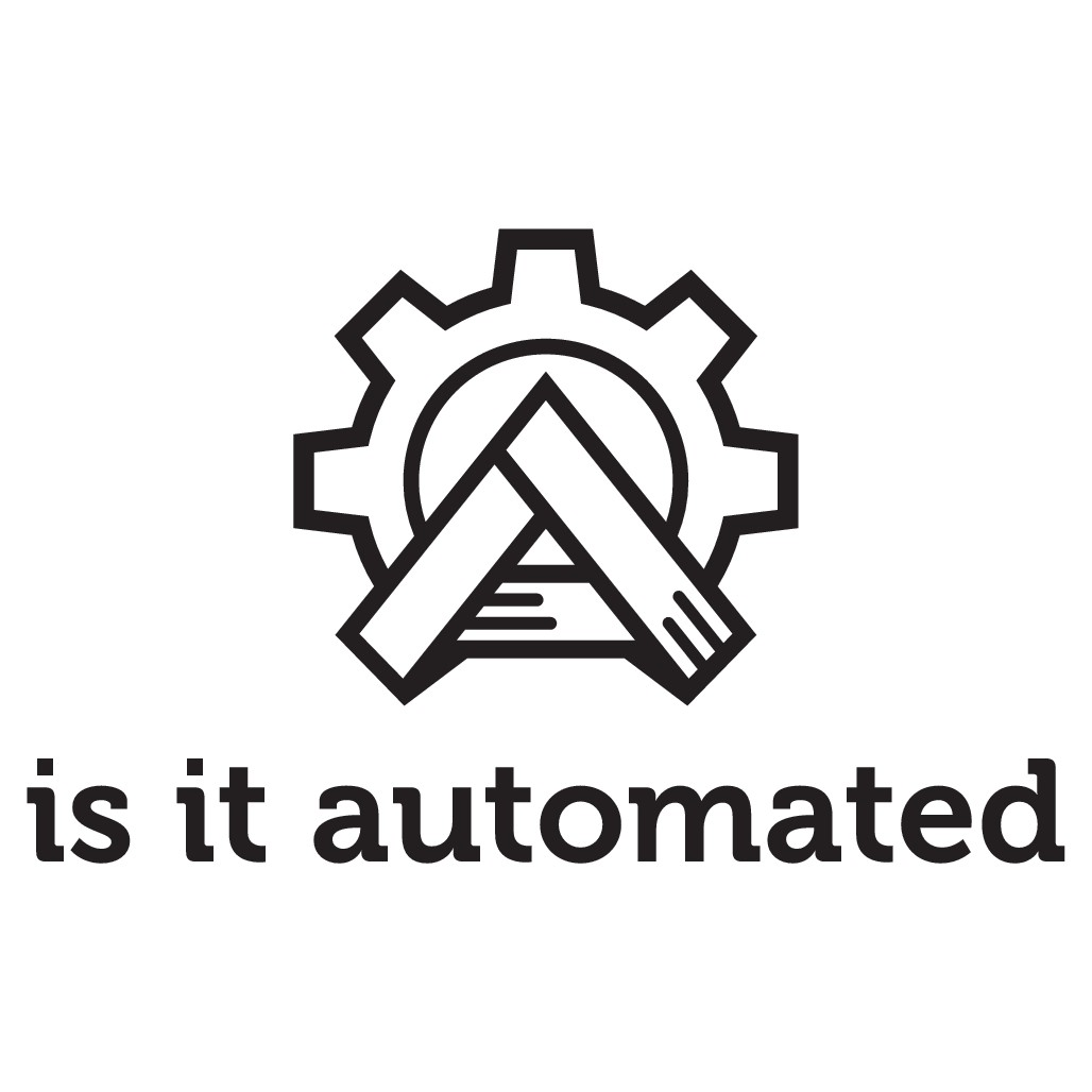 Quality assuring logo for a web test automation service professional