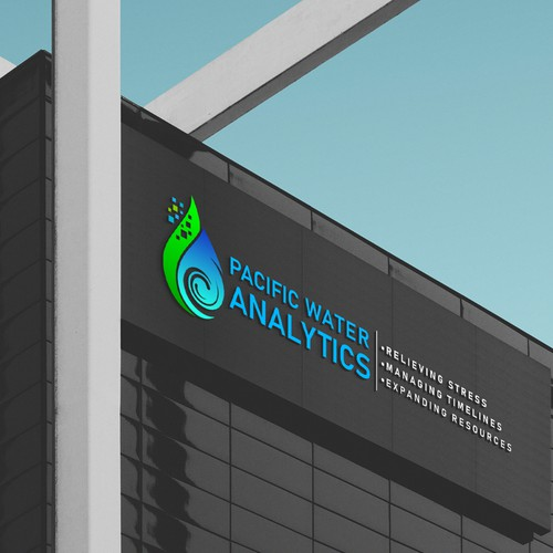 Pacific Water Analytics logo