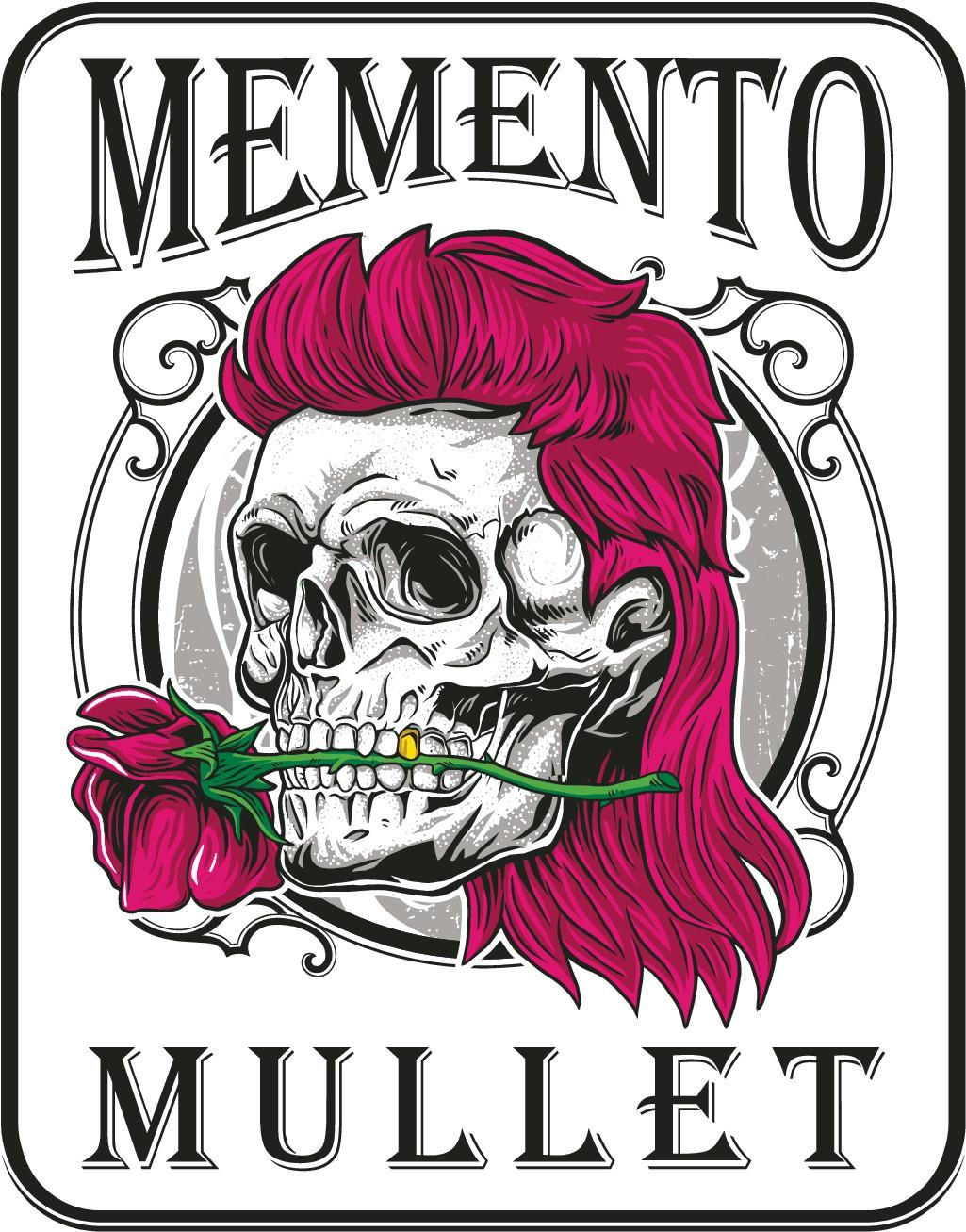 Memento Mullet - Fun T Shirt