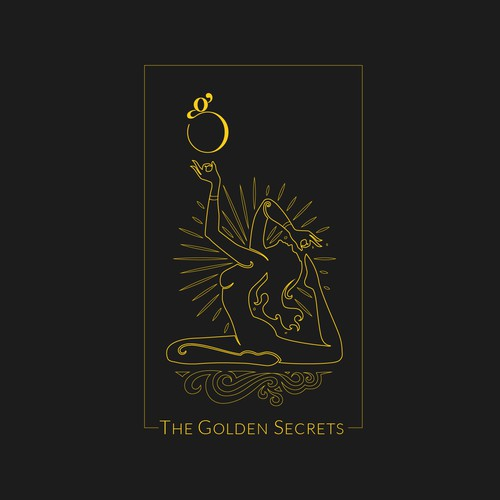 Illustrations for The Golden Secrets
