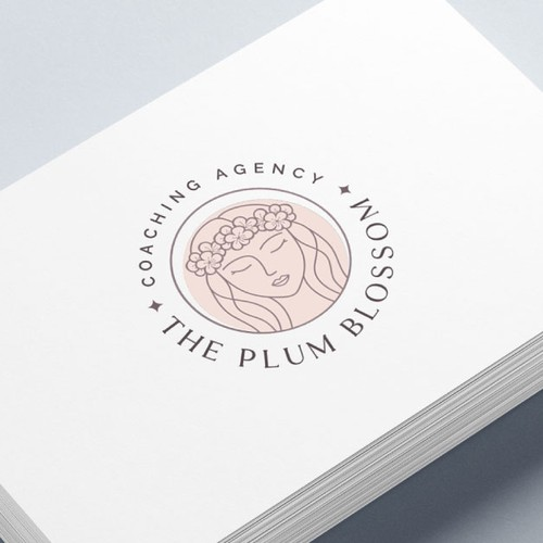 Logo for a coaching agency