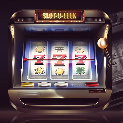 ** Hurry! ** iOS Icon for Slot Machine Game