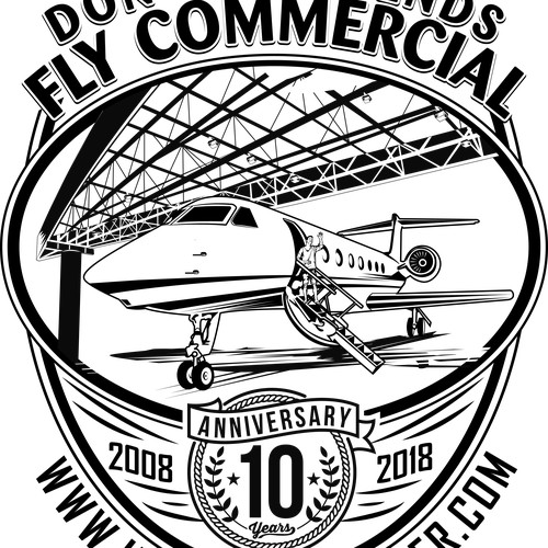 A T-Shirt Design for Havasu Air Center