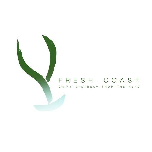 Wine company logo.