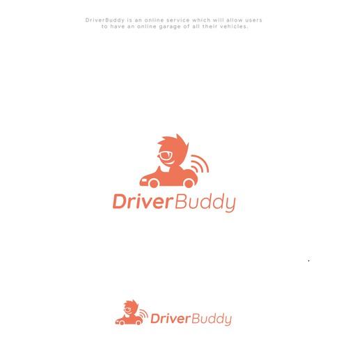 Logo Concept for DriverBuddy