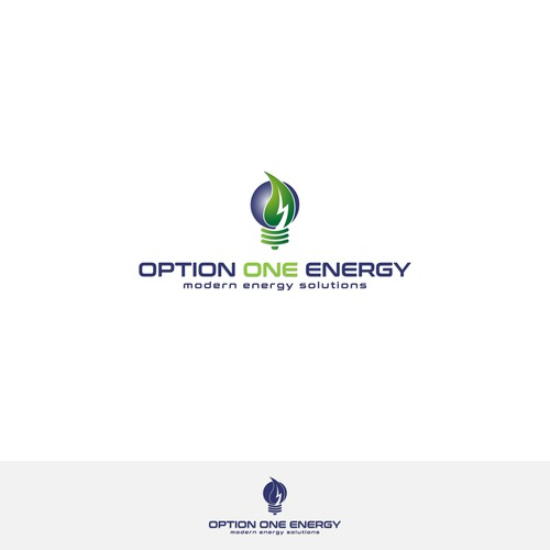 Next Level Logo for Energy Consulting Company