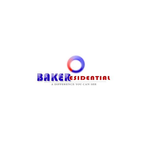 Create a Logo for Baker Residential - New Home Builder