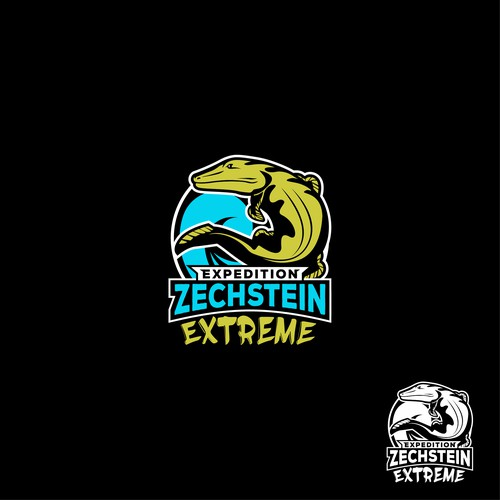 Logo Concept Expedition Zechstein Extreme