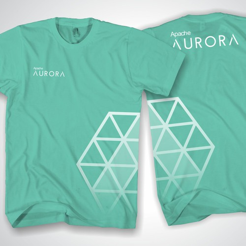 Tshirt for Apache Aurora