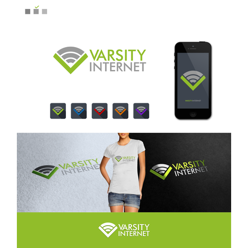 Varsity Internet needs a new logo