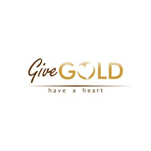 Help GiveGold with a new logo design