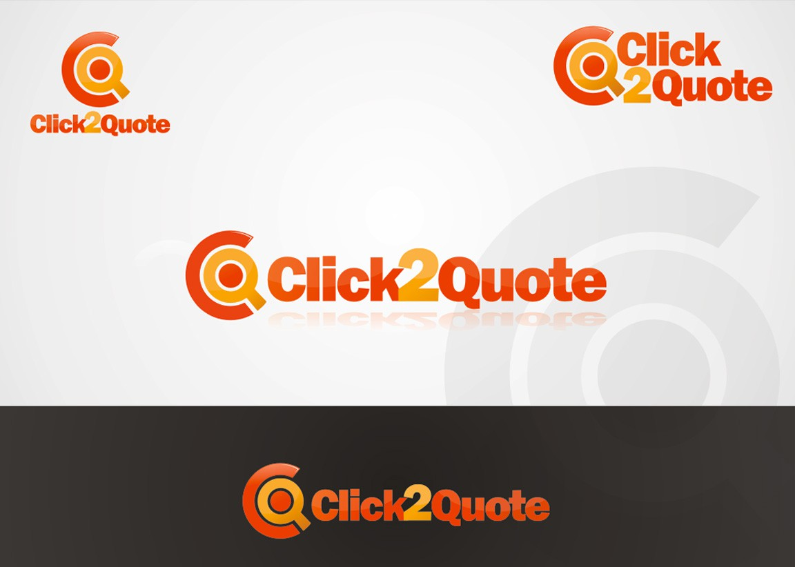 Click2Quote needs a new logo