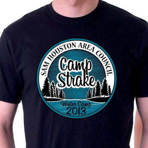 Boy Scout Camp T-Shirt