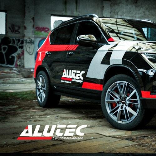 Alutec Wrap Design
