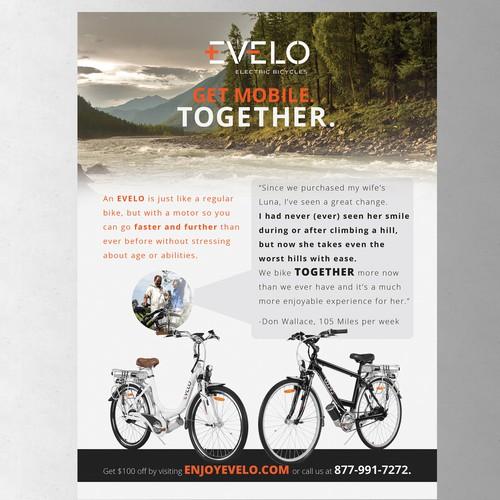 Magazine Ad for Adventurist
