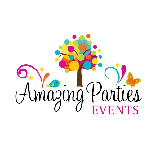 Amazing Parties LOGO