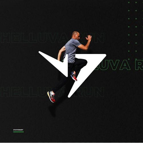 Helluva Run branding