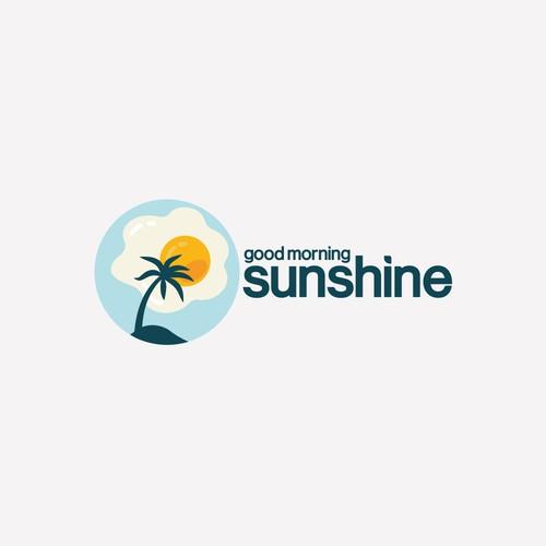 Logo design for Good Morning Sunshine