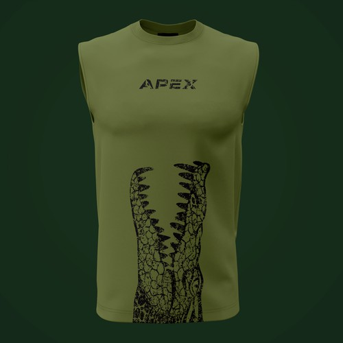Mens Fitness Shirt