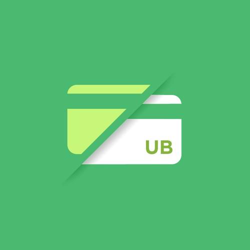 """Logo for mobile app """"Unbill"""""""