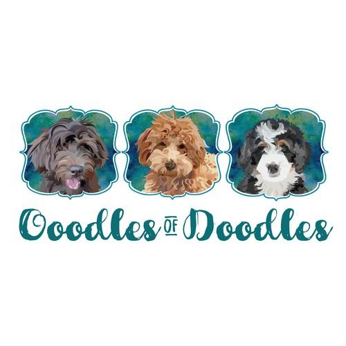 Logo for Doodle Breeder