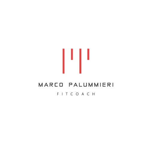Luxury logo concept for personal trainer