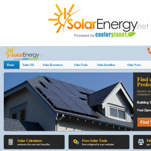 SolarEnergy.net needs a new logo