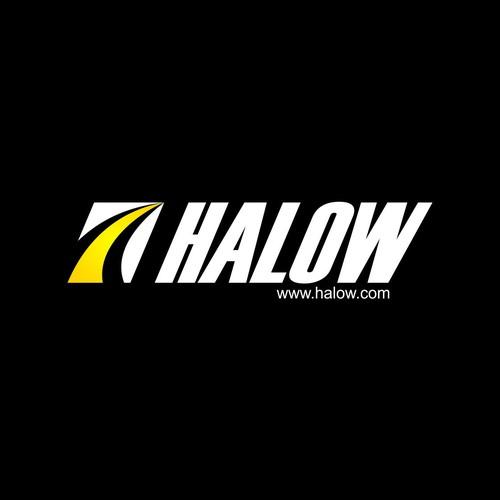 Halow Construction Company Logo
