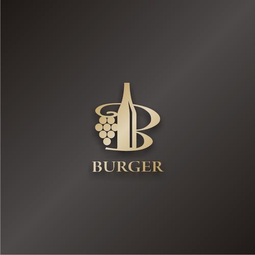 Wine logo vector