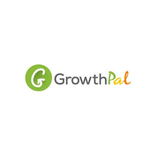 Growth Pal logo design entry