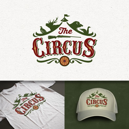 Logo for The Circus.