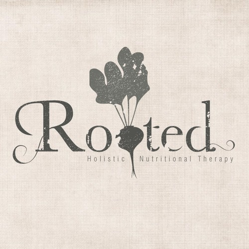 Create a vintage, beet root-inspired logo for a nutritionist & blogger!