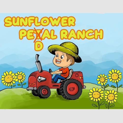 SunFlower Pedal Ranch