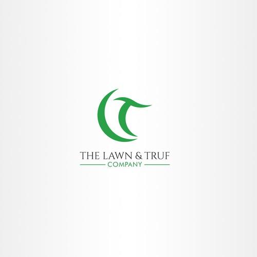 THE LAWN & TRUF LOGO