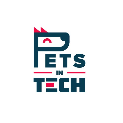 Logo Design for Pets In Tech