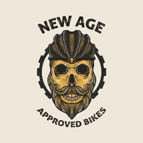 New Age T-Shirt Design