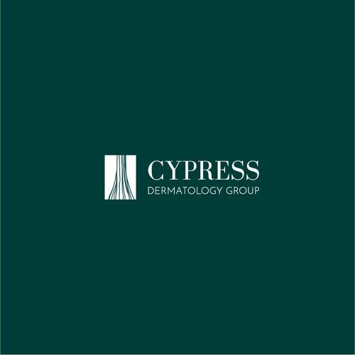 Logo design for Cypress Dermatology Group