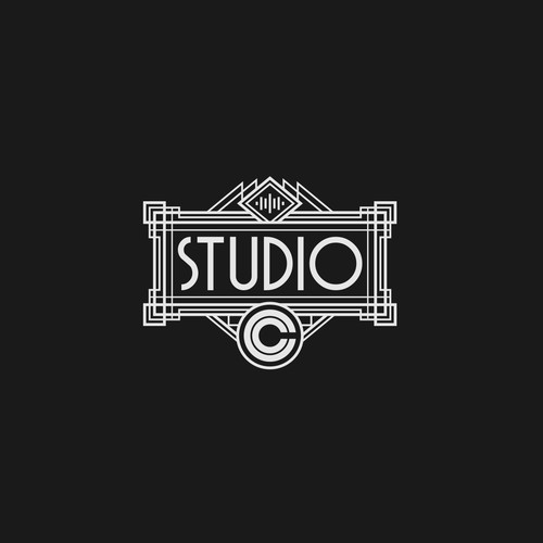 Logo for audiovisual and photos productions.
