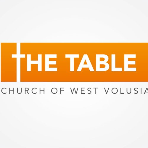Create a modern logo for a modern church
