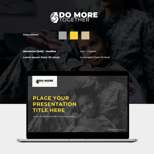 Do More Together - Presentation Template Design