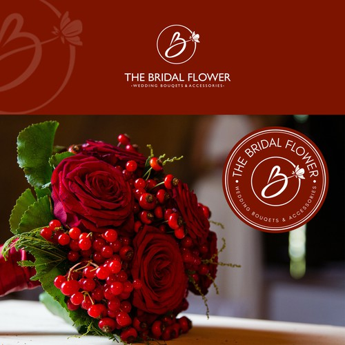 Bridal Flower Logo