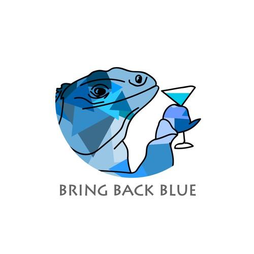 Blue Iguana Logo