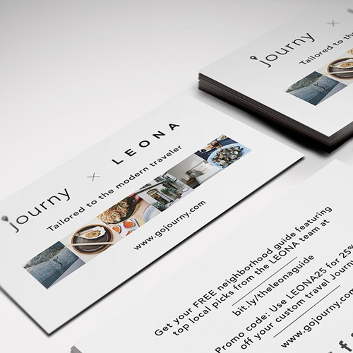 Journy Business Card