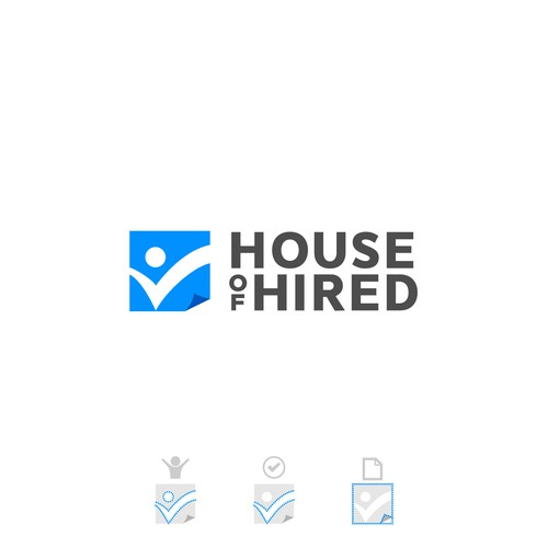 House of Hired Logo